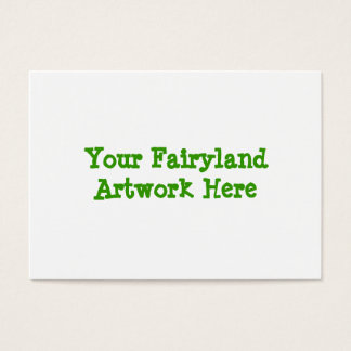 Blank FHA Artist Trading Cards to Create and Share