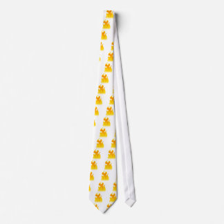 Blank Flame Icon Tie