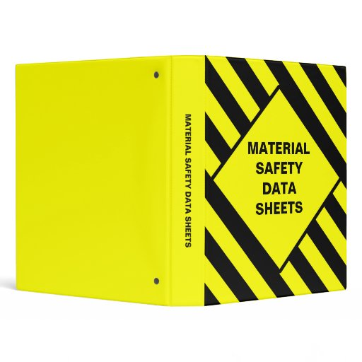 Material Book Cover Template : The gallery for gt msds binder cover template