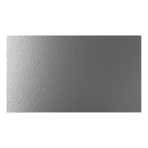 Blank metal design business card zazzle for Blank metal business cards