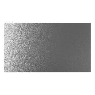 Metal blank business cards templates zazzle for Blank metal business cards