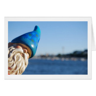 Blank notecard stationery note card