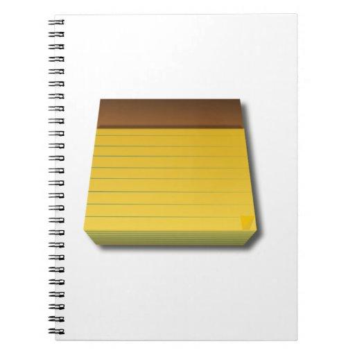 Blank Notepad Journals