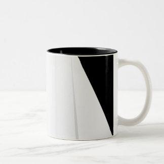 Blank Paper With Folded Corners Mug