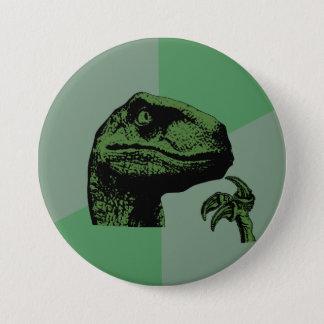 Blank Philosoraptor Button