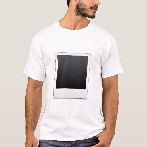 Blank Photo Shirt