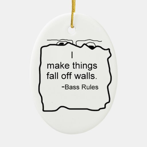Blank product for your own design! christmas tree ornament