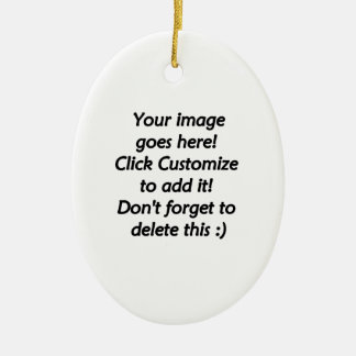 Blank product ready to customize, your own design ceramic ornament