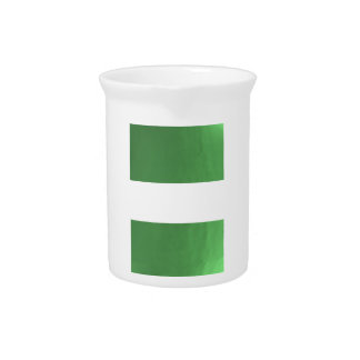 BlanK STRIPE Template DIY add TXT IMAGE EVENT name Drink Pitcher