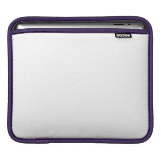 Blank Template iPad sleeve