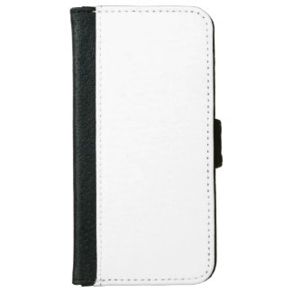 Blank Wallet Case iPhone 6/6s