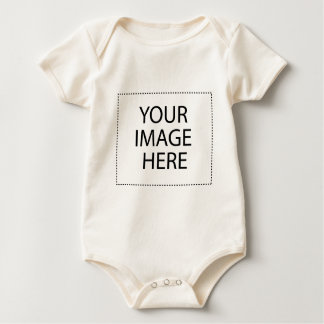 Blank (Your Image Here) Baby Bodysuit
