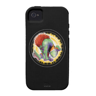 Blanka 2 Case-Mate iPhone 4 funda
