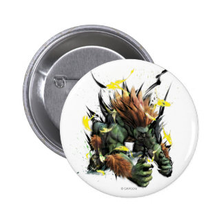 Blanka Charge Buttons