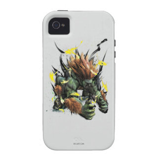 Blanka Charge Vibe iPhone 4 Case