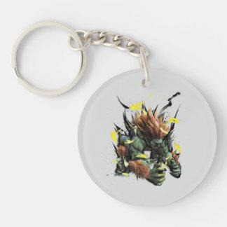 Blanka Charge Keychain