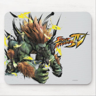 Blanka Charge Mouse Pad