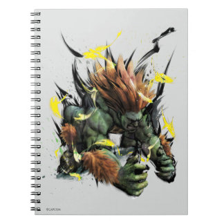 Blanka Charge Notebook