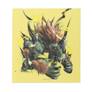 Blanka Charge Memo Notepads
