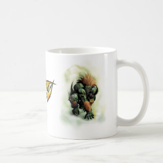 Blanka Crouch Coffee Mug