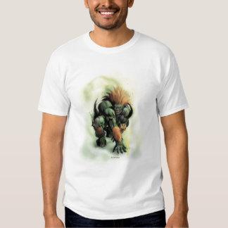 Blanka Crouch Tee Shirt