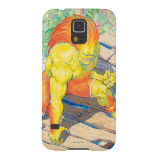 Blanka on Bridge 2 Case For Galaxy S5