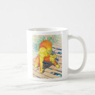 Blanka on Bridge Coffee Mug