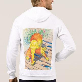 Blanka on Bridge Sweatshirts