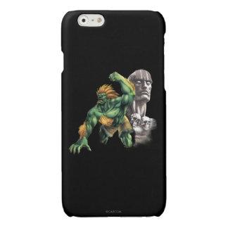 Blanka Vs. Dhalsim Glossy iPhone 6 Case