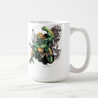 Blanka Vs. Dhalsim Coffee Mug