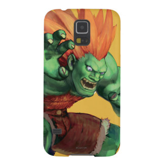 Blanka With Hands Raised Galaxy S5 Cover