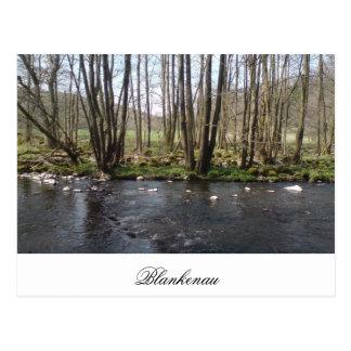 Blankenau Postcard