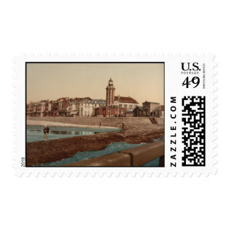 Blankenberghe Lighthouse Belgium Postage