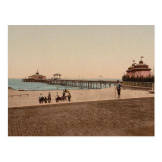 Blankenberghe - The Pier II, Belgium Postcard