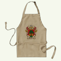 Blankers Family Crest Apron