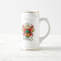 Blankers Family Crest Mug