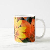 Blanket among the Lilies Mug