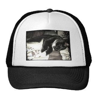 Blanket For Lucy Vintage Mesh Hat