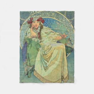 Blanket Mucha Alfons Princezna Hyacinta 1911