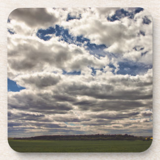 Blanket of Clouds HDR Coasters