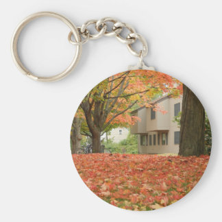 Blanket of Fallen Leaves Keychain