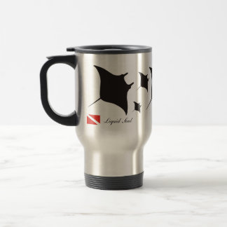 Blanket Ray - Travel Mug