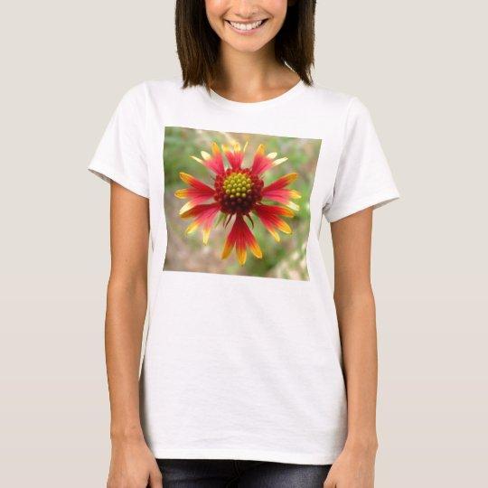 Blanketflower desert wildflower Gaillardia T-Shirt