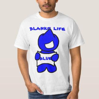 blanks life t shirts