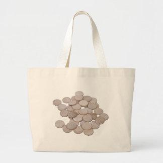BlankWoodenNickels070911 Tote Bag