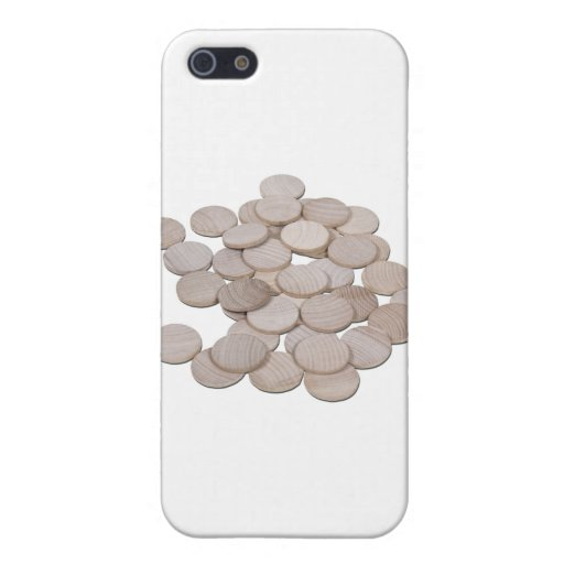 BlankWoodenNickels070911 iPhone 5 Protectores