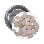 BlankWoodenNickels070911 Pinback Buttons