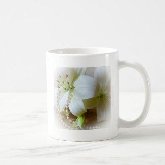 Blanquea azucenas taza