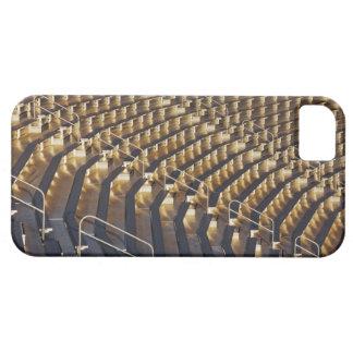 Blanqueadores en el cuenco del algodón iPhone 5 carcasas
