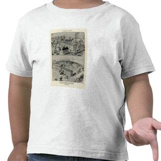 Blanquería de Norwich Camisetas